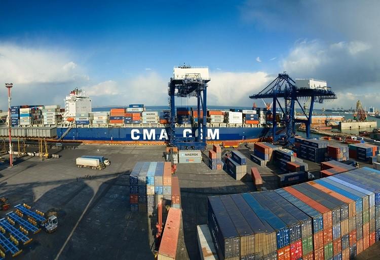 CMA CGM продала китайцам долю в контейнерном терминале в Одессе