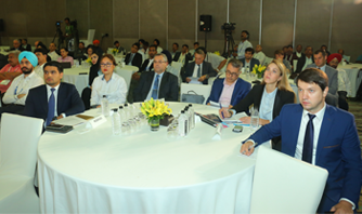 Всемирный конгресс FIATA 2018 в Дели посетило 1200 делегатов из 130 стран мира