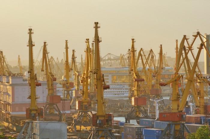 Всемирный банк рекомендует внедрять в Украине модель порт-лендлорд