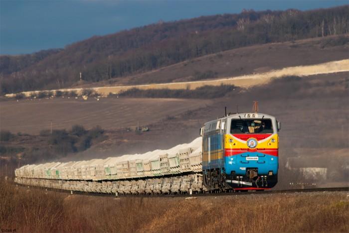 Кабмин опубликовал постановление об эксперименте с частной локомотивной тягой