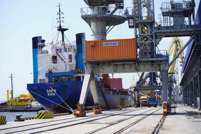 Мариупольский МТП перевалил почти 325 тысяч тонн грузов с начала июля