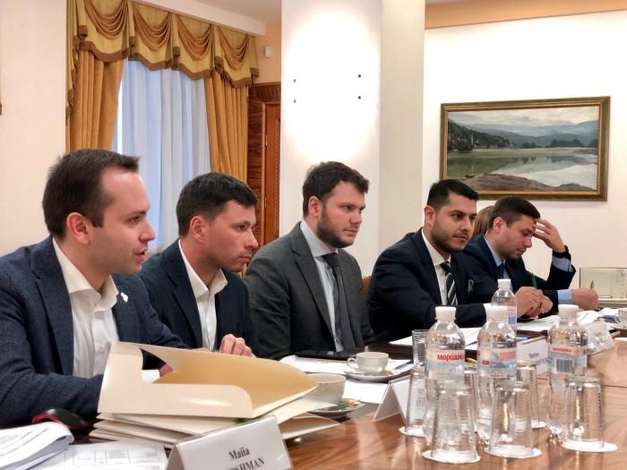 """В МИУ обсудили привлечение стратегического инвестора для """"Укрпошты"""" с представителем правительства Германии"""