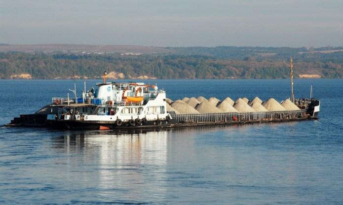 Белорусское морское пароходство увеличит флот для грузоперевозок по Днепру в украинские порты