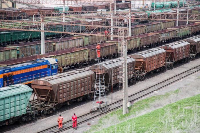 УЗ установила абсолютный рекорд перевозки зерновых за все годы независимости Украины