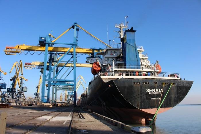 Объем грузоперевалки в Мариупольском МТП превысил 5 млн т с начала года