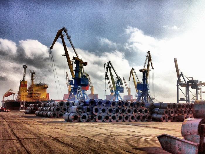 Порт Мариуполь нарастил грузооборот с итальянским портом Ногаро на 81% за 9 месяцев