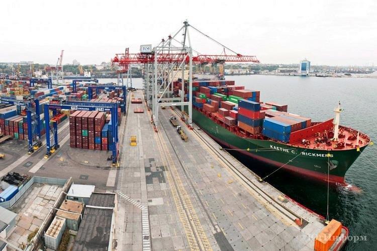 Порты Мариуполь и Измаил с начала года обработали по 1 млн тонн грузов каждый