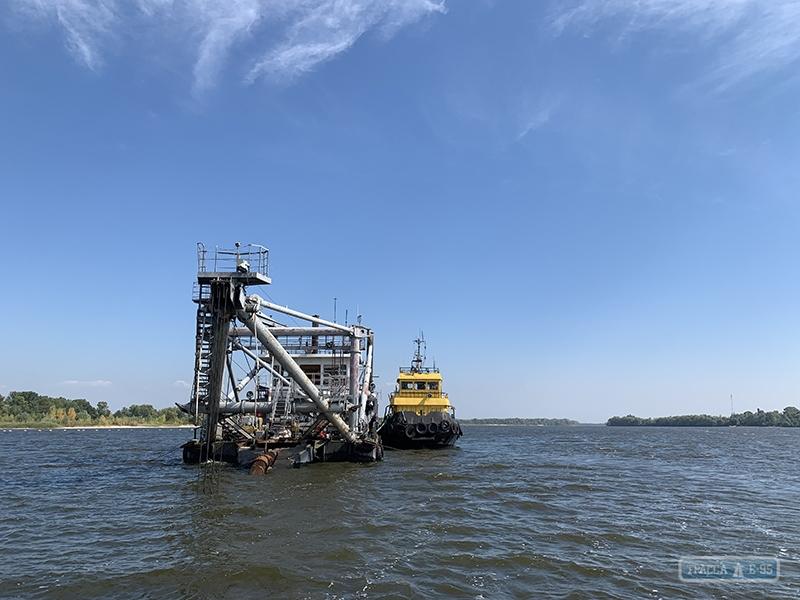 АМПУ начнет дноуглубление на подходном канале Белгород-Днестровского порта