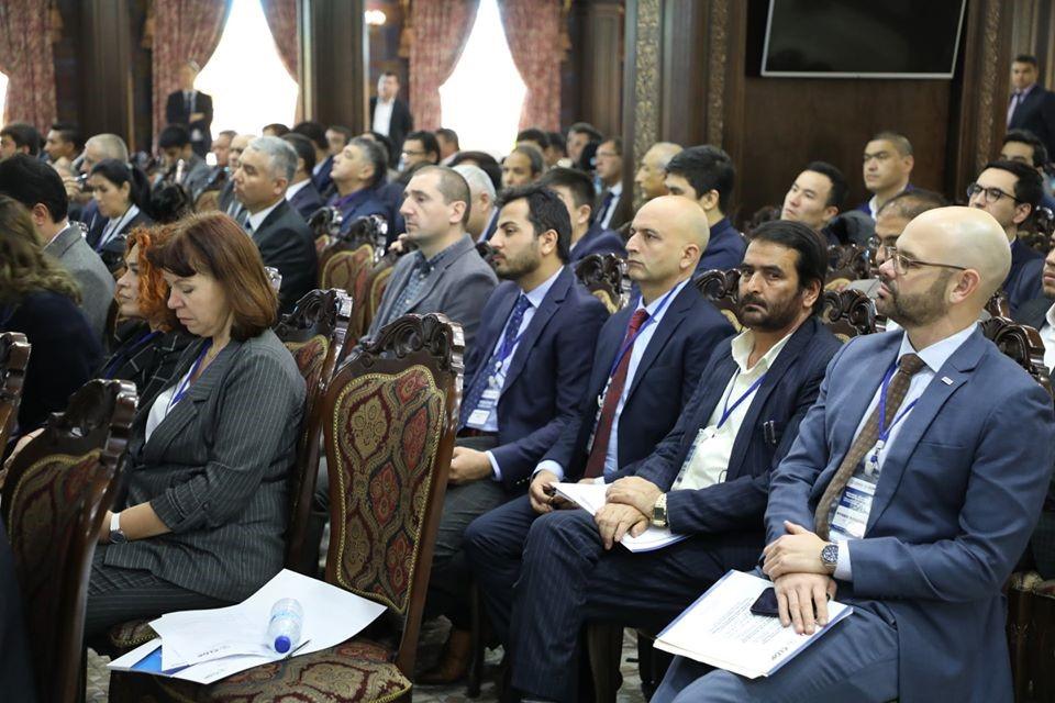 Региональный форум по торговле и транспорту: проблемы транзита и возможности для торговли  в Узбекистане.