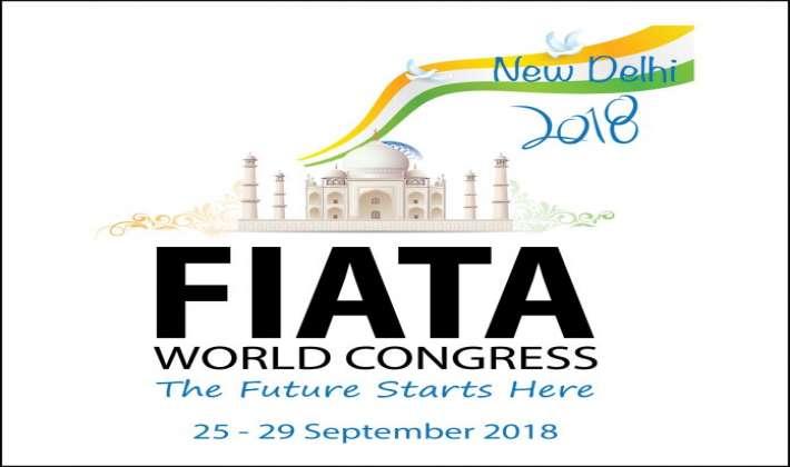 Всемирный конгресс ФИАТА 2018