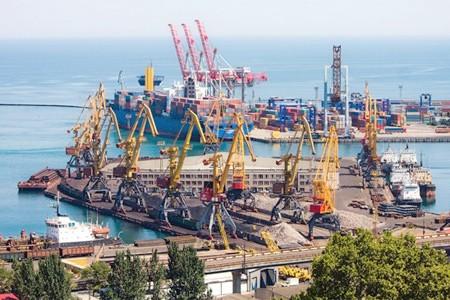 P&O Maritime начала работать в Одесском порту