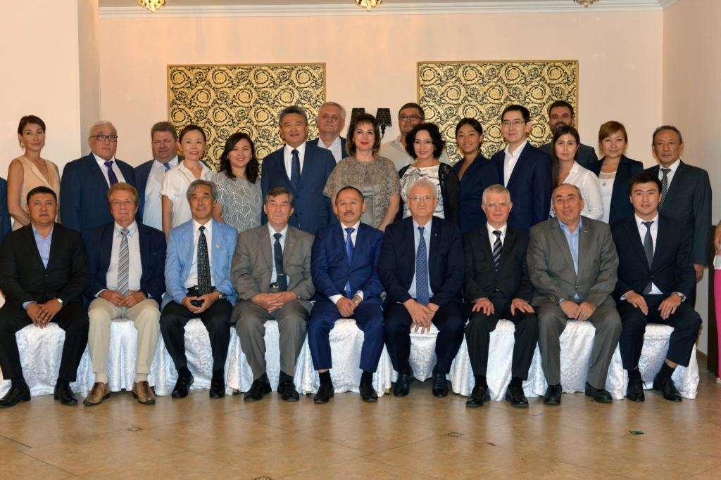 August 27, 2018 in Almaty the expanded General Meeting of the members of the Eurasian Union of Transport, Forwarding and Logistics Organizations (ESTELO)