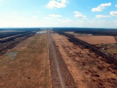 Определен победитель тендера на выполнение предпроектных работ строительства аэропорта на Закарпатье