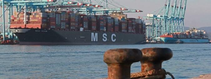 MSC запустив онлайн-сервіс для обробки коносаментів