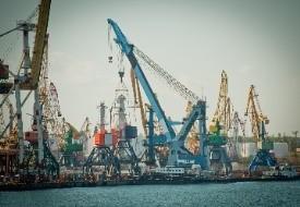 Морпорти збільшили контейнерооборот на 16,6%