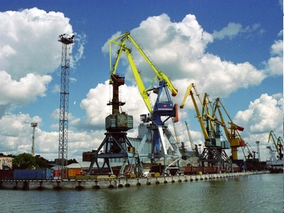 Конференция «Зерновая логистика и терминалы Украины»