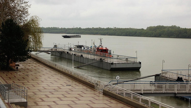 В Измаиле открыли морской вокзал после реконструкции