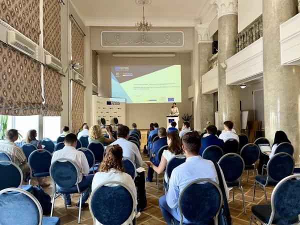 В рамках проекта ЕС в Киеве начался ряд рабочих групп направленных на разработку национального транспортного мастер-плана Украина