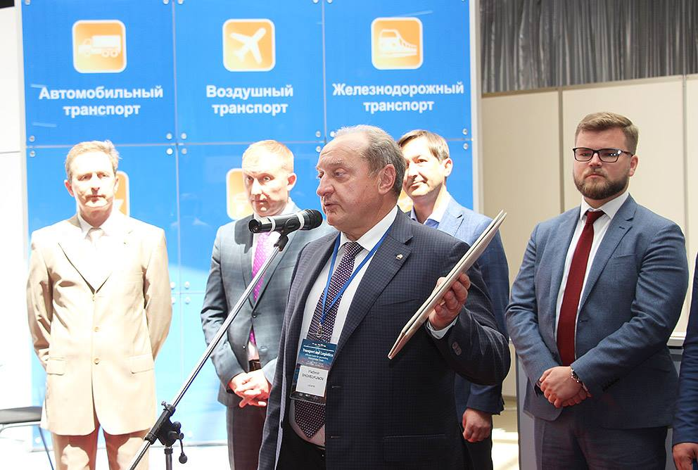 "30.05 - 01.06.2018 International exhibition ""Inter-TRANSPORT 2018"" (Odessa)"