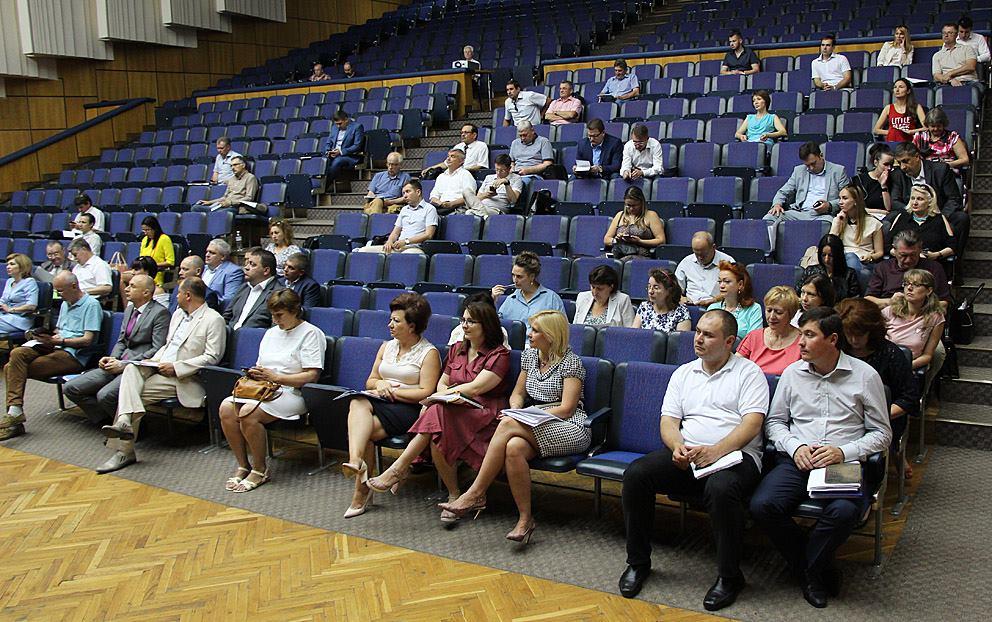 15 червня 2018 засідання Громадської ради при при Державній фіскальній службі України