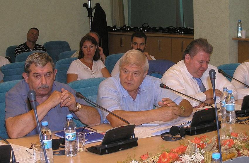 Круглый стол по обсуждению предложений к  проекту Закона Украины «О мультимодальных перевозках»