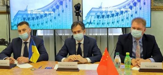 Китай заинтересован в наращивании поставок украинских зерновых и бобовых — Минэкономики