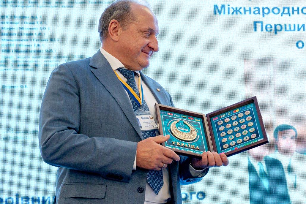 Торжества по случаю 20-летия ICC Ukraine