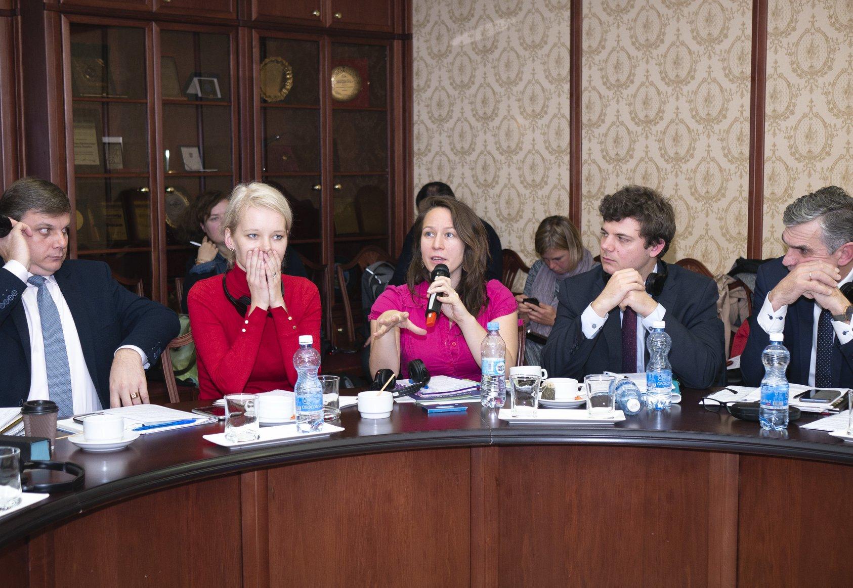 Второе заседание Подкомитета Украина - ЕС и первом заседании Форума гражданского общества.