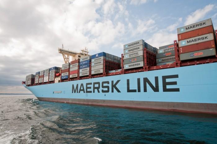 Maersk спростував інформацію, що в Україні буде працювати тільки з ТІС