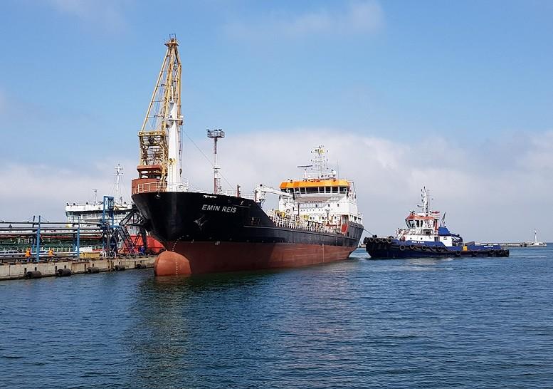 P&O Maritime выполнила первую проводку в Одесском порту