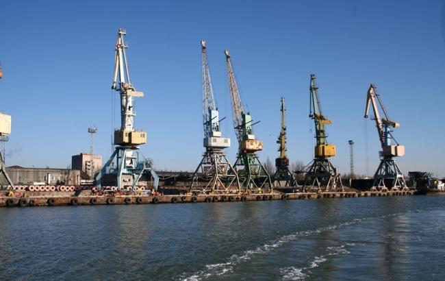 В первом квартале морпорты увеличили контейнерооборот на 14%