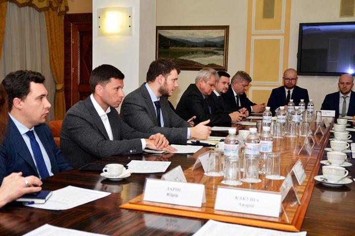УЗ подписала меморандум с CRCC о развитии ж/д инфраструктуры и транзитного потенциала Украины