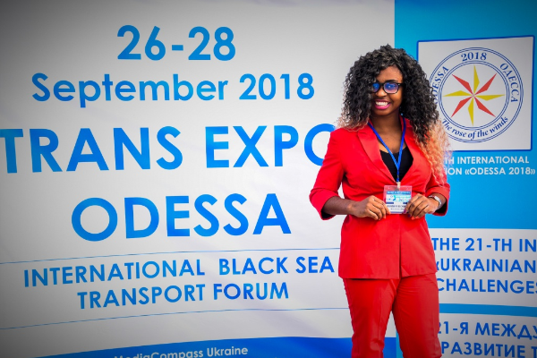 TRANS EXPO ODESSA 2018