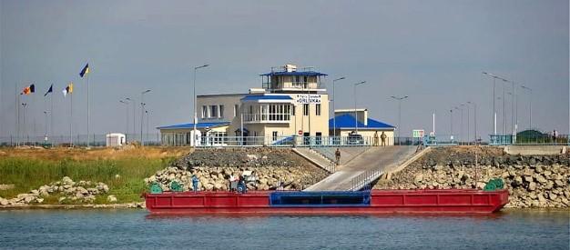 Переправа «Орловка—Исакча» на Дунае официально начала работу