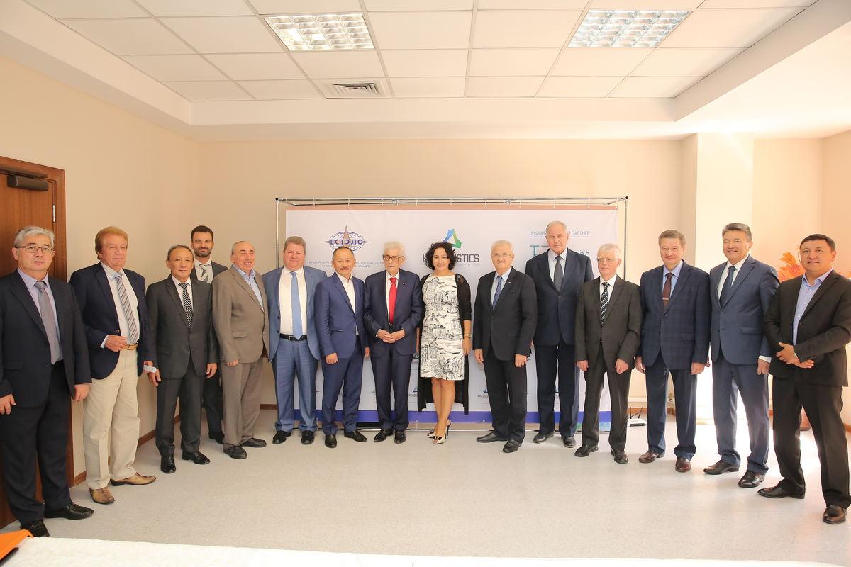 27 серпня 2018 в м. Алмати розширені Загальні збори членів Євразійського союзу транспортних, експедиторських та логістичних організацій (ЕСТЕЛО)