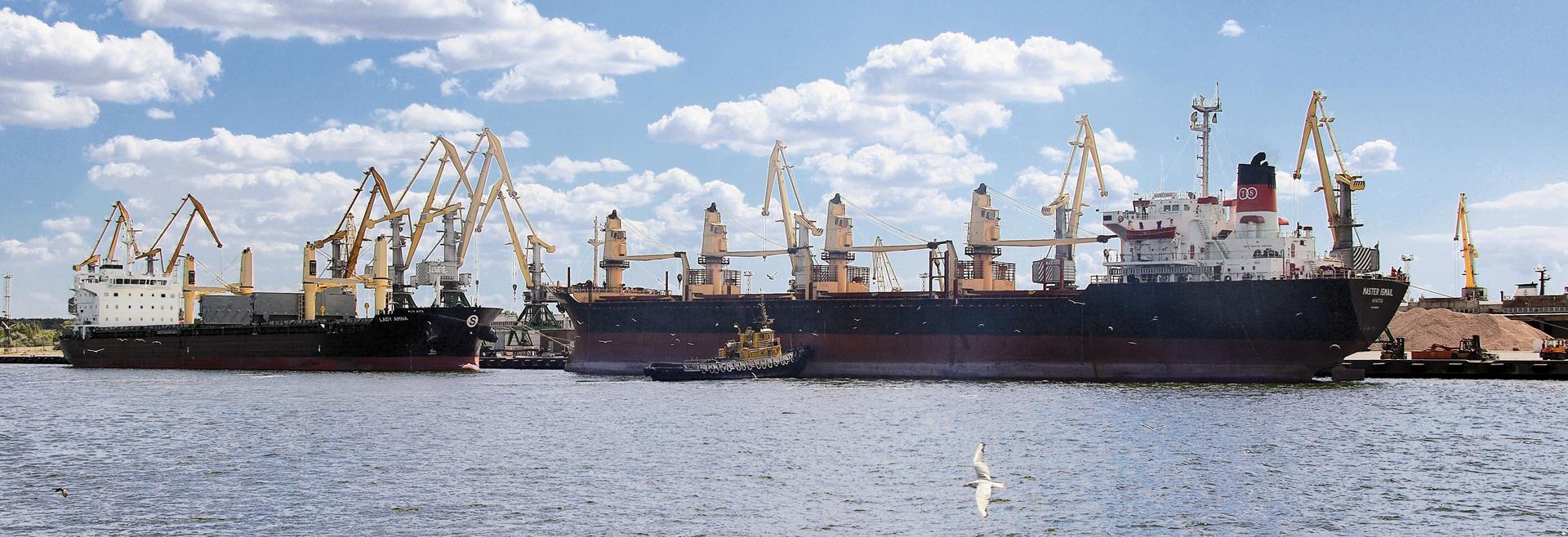 МИУ готовит к подписанию договор о концессии порта Ольвия