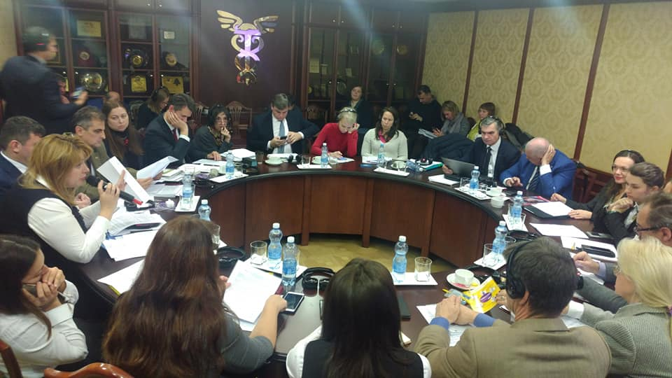 Друге засідання Підкомітету Україна – ЄС та перше засіданні  Форумі громадського суспільства.