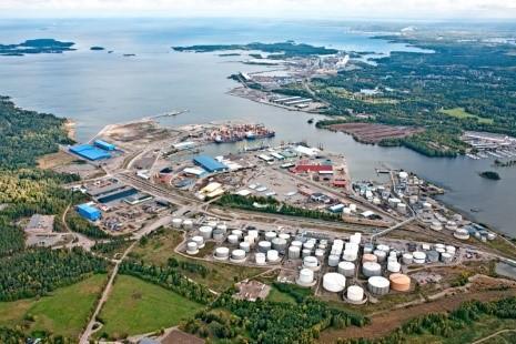 Порти Швеції зацікавилися проектом интермодального коридору Туреччина-Україна-Польща