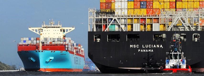 Maersk ризикує втратити статус найбільшої контейнерної лінії
