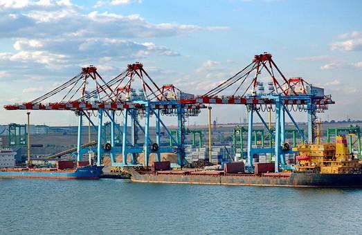 МТП «Южный» в апреле перевалило более миллиона тонн грузов