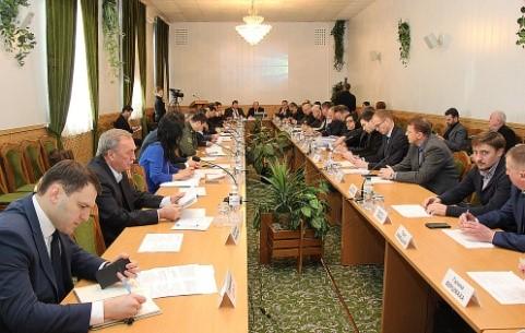 29 заседание Межведомственной рабочей группы по упрощению процедур международной торговли и логистики в Украине
