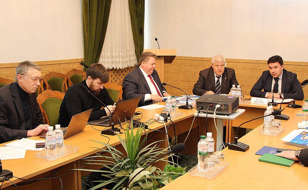Перше засідання комісії з транспорту і логістики Національного комітету Міжнародної Торгової Палати ICC Ukraine